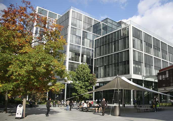 BRE awards Allen & Overy LLP SABRE 'Excellent' Certification for One Bishops Square