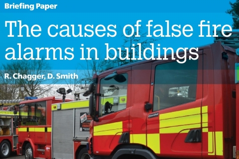 Causes of false fire alarms in buildings