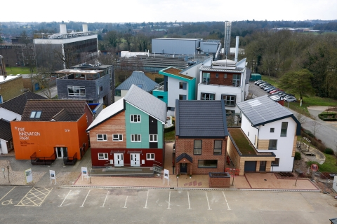 BRE welcomes green housing revolution